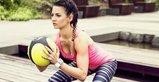 莱万老婆大秀喷血身材 前凸后翘教你健身!