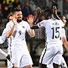 世预赛-法国3-1卢森堡-吉鲁梅开二度格子点射