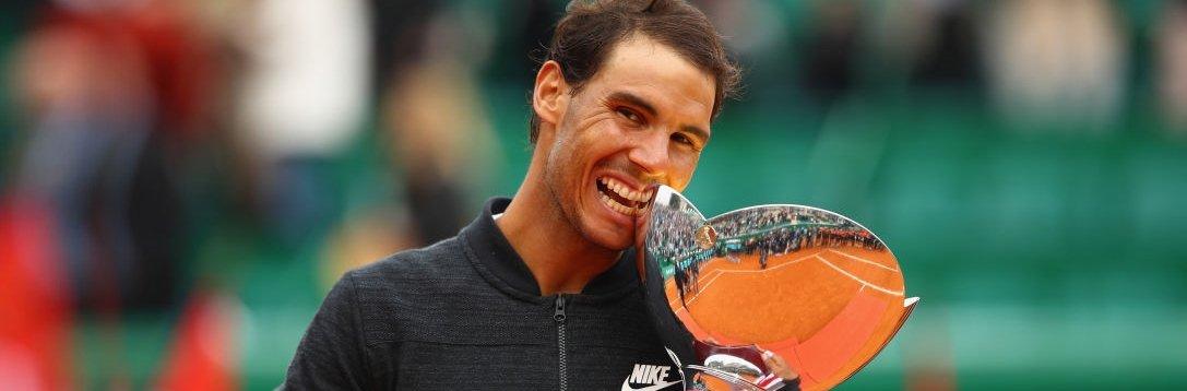 蒙卡赛-纳达尔完胜拉莫斯 勇夺第十冠成历史第一人