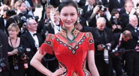Deng Chaoyu at the Cannes Red Carpet