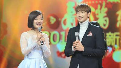Rain演唱《La Song》 用汉语拜年