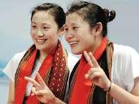 《羽球无极限》第111期 中国羽球双胞胎姐妹花