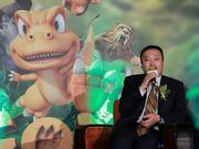3D动画巨制《阿贡》登录央视 呆萌小恐龙成主角