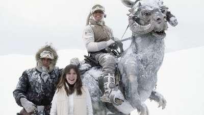 《星球大战2:帝国反击战》删节片段之Han and Leia