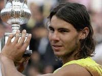 经典回顾-06纳达尔五盘胜费德勒 再夺罗马赛冠军