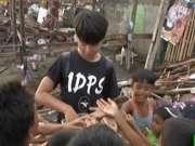 《起航吧少年》20160426:队长邬帆帆遭遇信任危机 慰问被台风袭击的村落