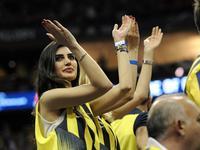 四强球迷众生相 费内巴切人声鼎沸CSKA喊声上天