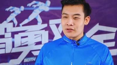 陈杨干夺得冠军 郭涵轻敌错事冠军