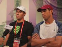 乐视网球专访布莱恩兄弟 坐拥112冠期待更多