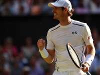 温网-穆雷三盘完胜伯蒂奇  生涯第3次晋级赛事决赛