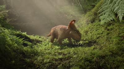 《与恐龙同行》预告片3