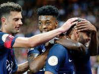 巴黎圣日耳曼3-0梅斯