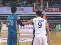 (精彩集锦)2016广东省男子篮球联赛总决赛第一场 东莞78-67广州