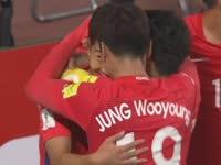 【韩国3-2卡塔尔】热刺天王巧射救主 韩国3-2卡塔尔