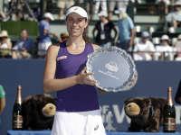 WTA杂志第7期 斯坦福赛精彩回顾