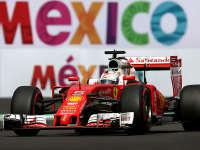 F1墨西哥周五练习赛资讯:汉密尔顿维特尔相继领跑