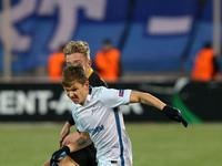 录播:圣彼得堡泽尼特 VS 邓多克(英文)16/17赛季欧联