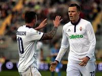 意甲-当红炸子鸡两球 佛罗伦萨4-0连续6轮不败