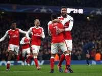 录播:阿森纳vs巴黎圣日耳曼(詹俊 张路) 16/17赛季欧冠