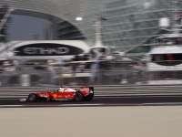 F1阿布扎比站FP3集锦:法拉利要搞事情