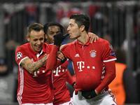 录播-拜仁慕尼黑 VS 马德里竞技(苏东 克韩)16/17赛季欧冠