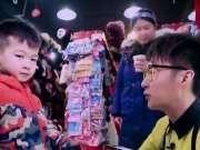 《星星的礼物》20170113:迟帅变奶爸自信带孩子 与萌娃上演人在囧途