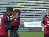 意甲-米兰旧将双响小西蒙尼破门 卡利亚里4-1逆转