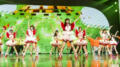 BEJ48歌曲串烧《百变网络金曲秀》