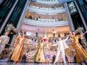 【乐尚播报】美女与野兽主题特展上海港汇恒隆广场华丽揭幕