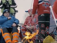 有酒有肉有赛车!全景回顾WRC瑞典站史诗冰雪童话