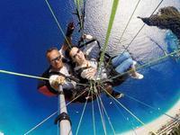 360°无死角 高空跳伞带你体验飞翔的感觉