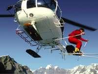 高能极限纪录片流浪者5 在麦加的直升机滑雪