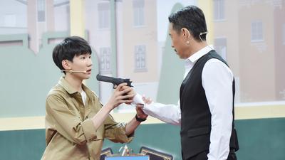 王源与张丰毅对戏演技爆发