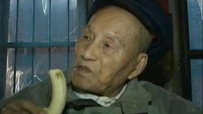老人白发变黑发长新牙