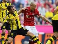拜仁慕尼黑vs多特蒙德(上)