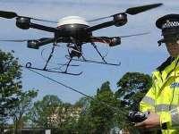 高科技无人机已做好准备 波马安全保障无死角监控