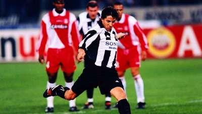 【回顾】皮耶罗齐达内PK亨利特雷泽盖! 98年欧冠半决赛尤文VS摩纳哥