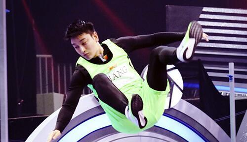 《来吧冠军》第二季—王宇实力非凡引全场惊叹