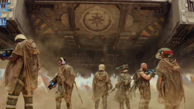 《星际特工:千星之城》新款预告震撼登场  绚丽宇宙开启