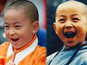 释小龙两岁学武视频曝光 跟电影里一模一样!