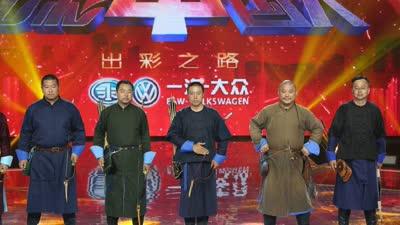 尹文阳展现中华传统骑射才艺