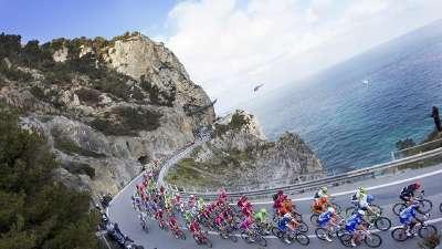 最长距离顶级赛事 2017米兰-圣雷莫路线图发布
