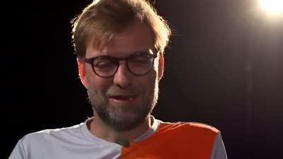 克洛普:享受执教利物浦 我仍是最适合红军的主帅【中字】