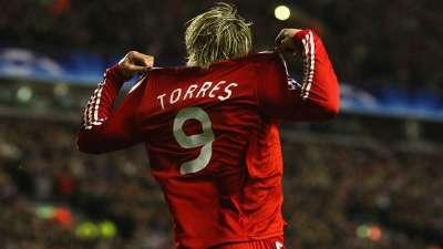 托雷斯的英超故事 7年戎马137球英超杀手他排第4