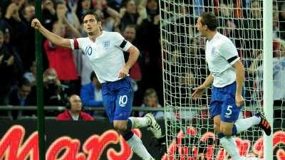 兰帕德一球攻破西班牙球门 职业生涯最伟大时刻