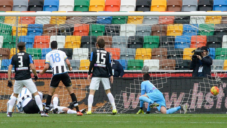 乌迪内斯VS亚特兰大_意大利足球甲级联赛_赛