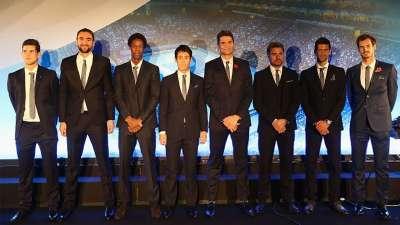 八大型男闪耀年终总球员晚宴  小德穆雷成时尚先锋