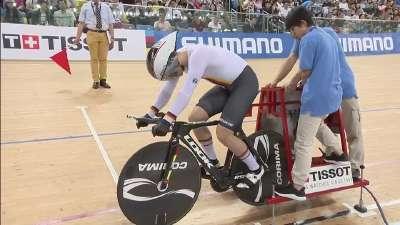 2017UCI场地自行车世锦赛第五日(中文)