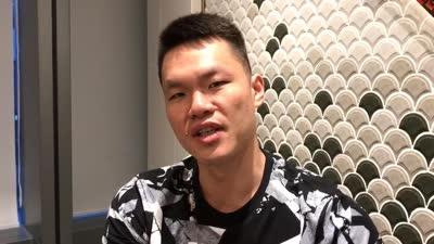朱芳雨发视频宣退役 另一个生涯正式开始
