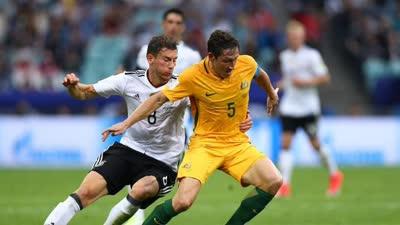 基米希助攻格雷茨卡劲射破门 德国3-1领先澳大利亚